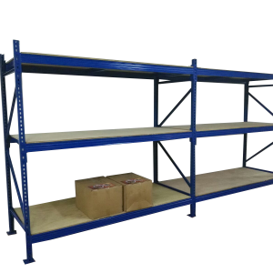 Medium Duty Shelving Rack crop